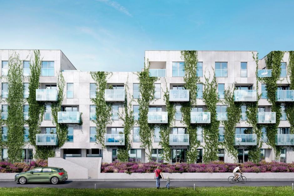 Apartamenty Zora Wilanów w symbiozie z zielenią