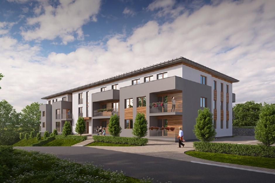 Dombud-Invest wprowadził do sprzedaży nowe apartamenty