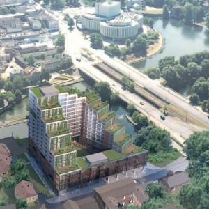 Apartamentowiec Nordic Haven odlicza dni do rozdania kluczy