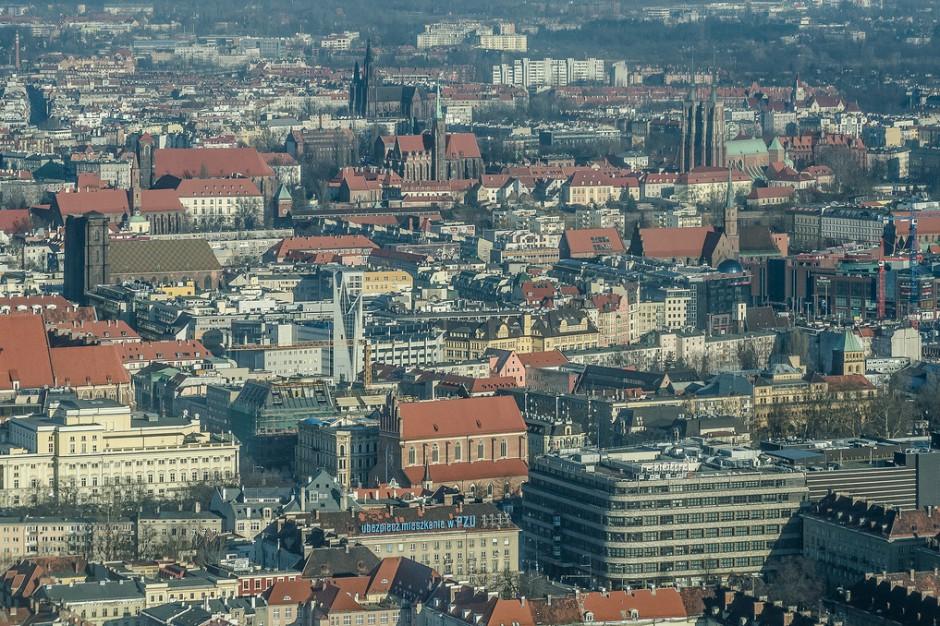 Mieszkania we Wrocławiu coraz mniejsze