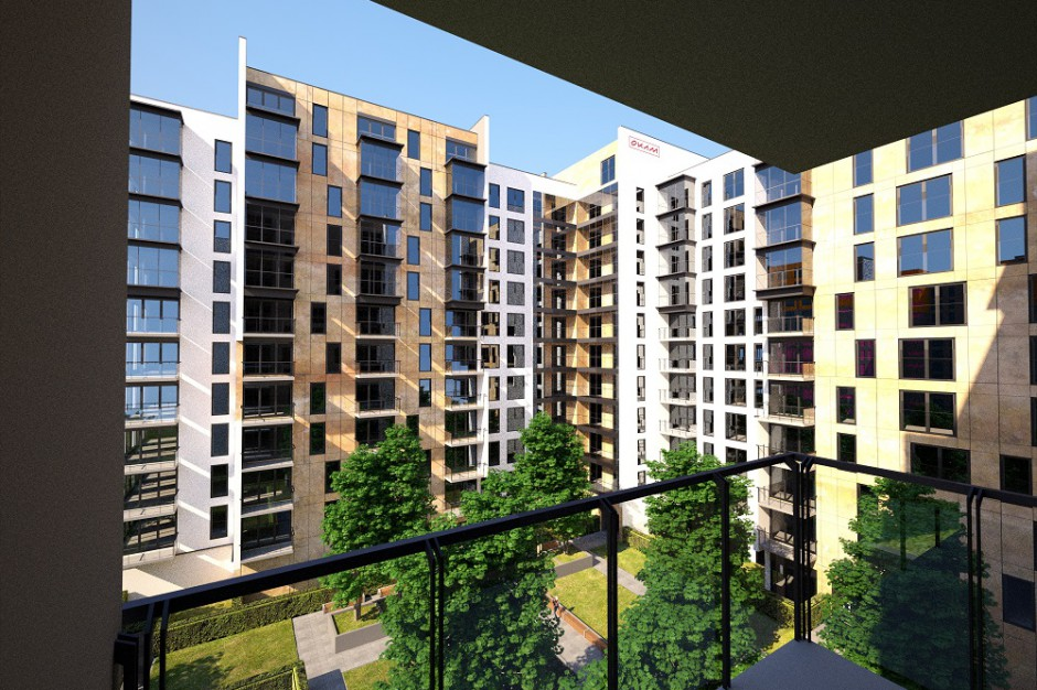 Rusza budowa apartamentów Vista
