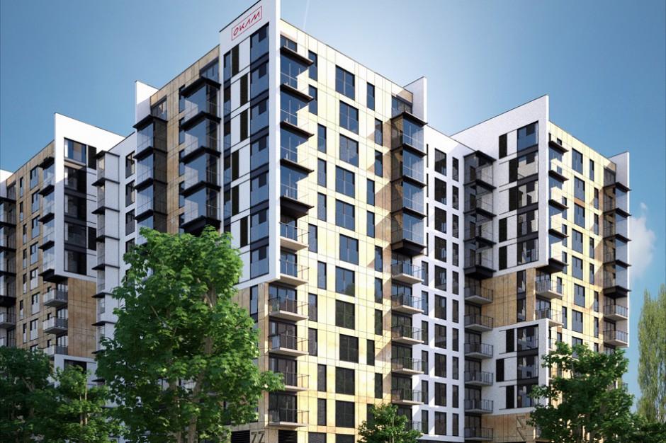 Unibep wszedł na plac budowy apartamentowca Vista