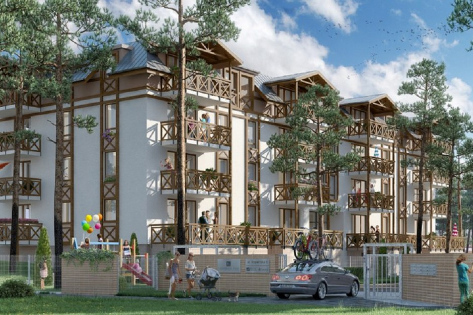 Apartamenty wakacyjne Firmus Group gotowe za rok