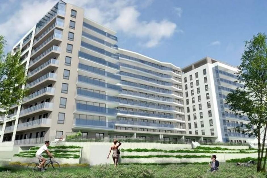 RS Budownictwo buduje Apartamenty Jagiellońskie w Białymstoku