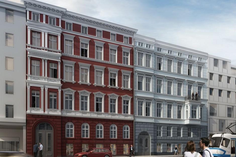 i2 Development zakończył rewitalizację zabytkowych kamienic we Wrocławiu