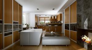 Mały salon w nowym wymiarze - pomysł na nieustawny pokój