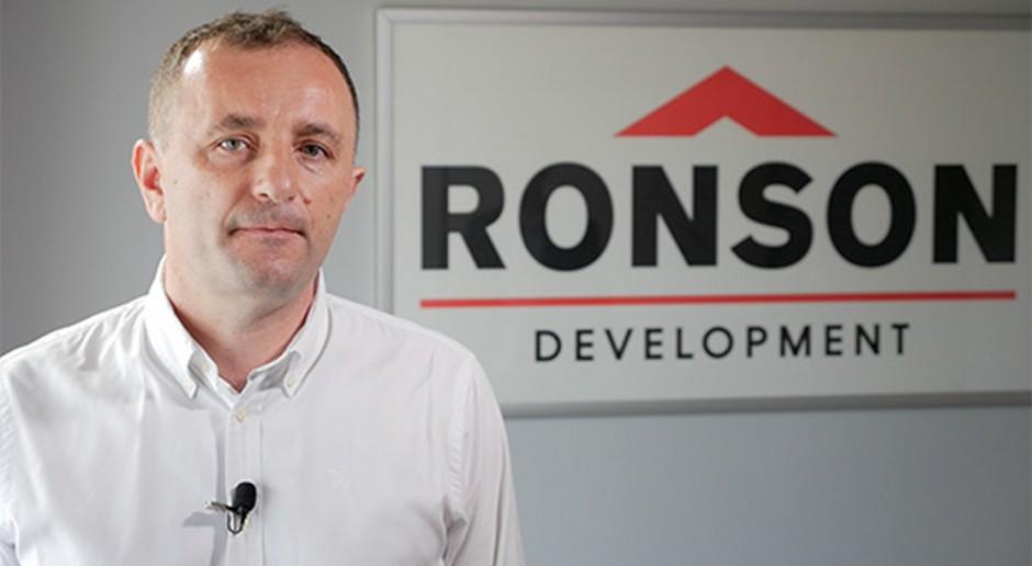 Dynamiczny wzrost zysków w Ronson