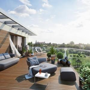 Kraków lubi inwestować w apartamenty