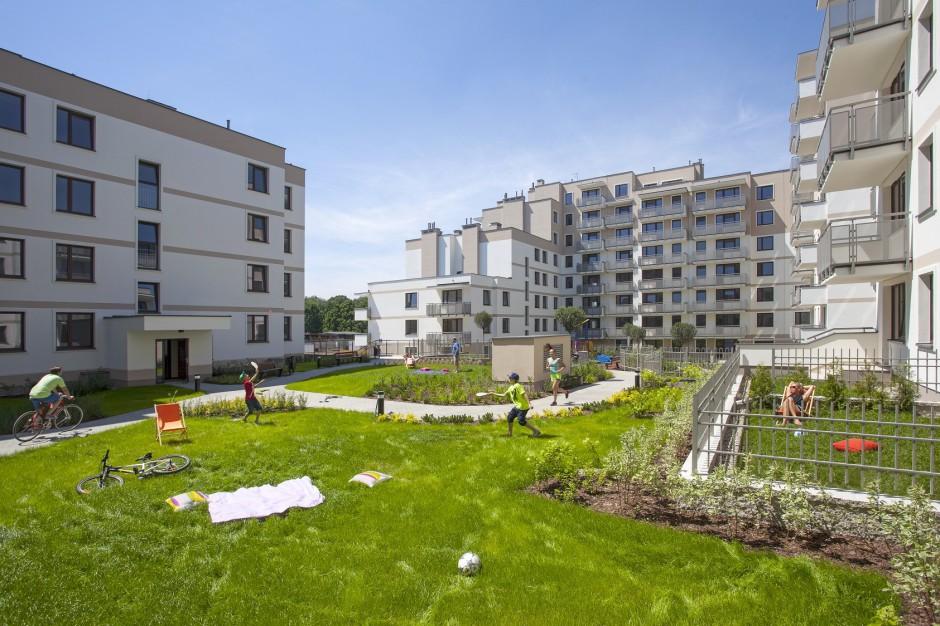 Dom Development finalizuje drugi etap inwestycji na Tarchominie