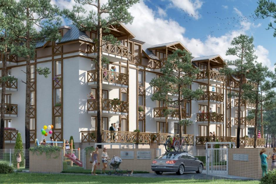 Apartamenty w Mielnie gotowe przed sezonem
