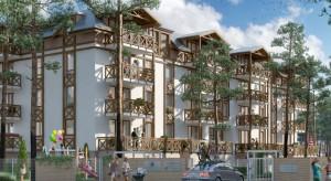 Rezydencja Park Rodzinna. Kameralne apartamenty gotowe w maju