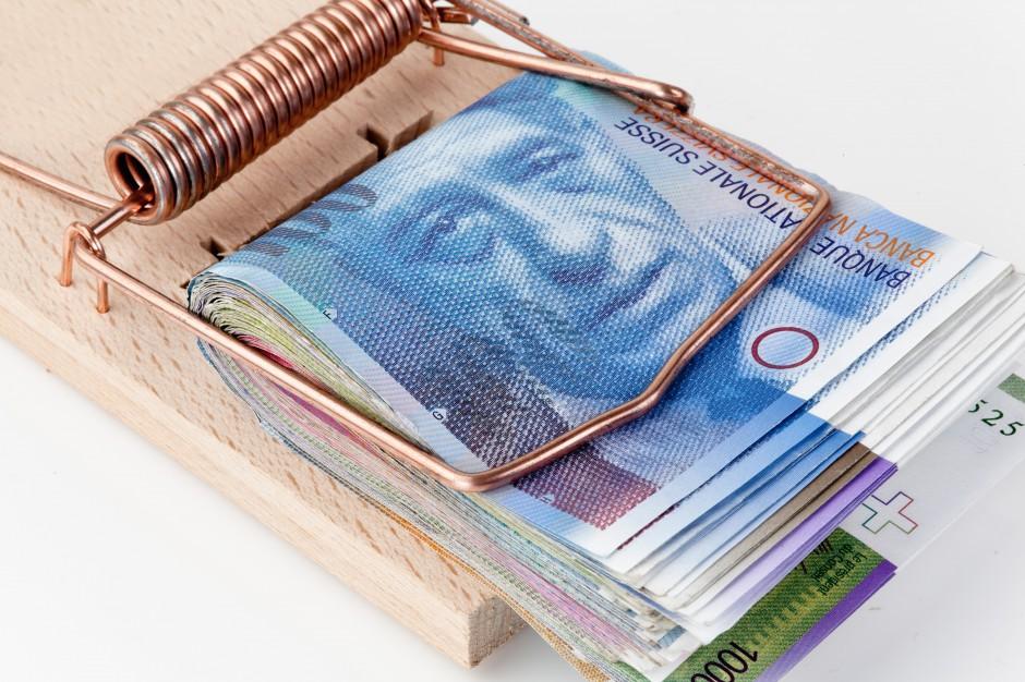 Po konwersji kredytów CHF mBank byłby na granicy spełnienia wymogów kapitałowych