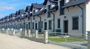 Pierwsze domy na Osiedlu Słonecznym gotowe jeszcze w 2015 r.
