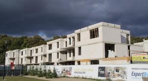 Nickel Development na placu budowy Rycerskiej