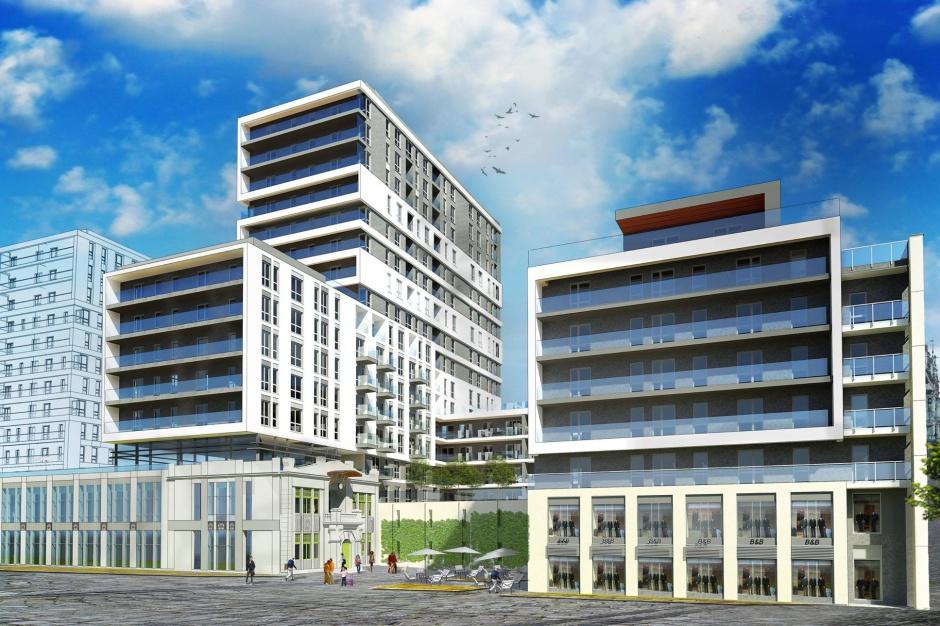 Mota-Engil Real Estate buduje nowoczesne apartamenty w Łodzi