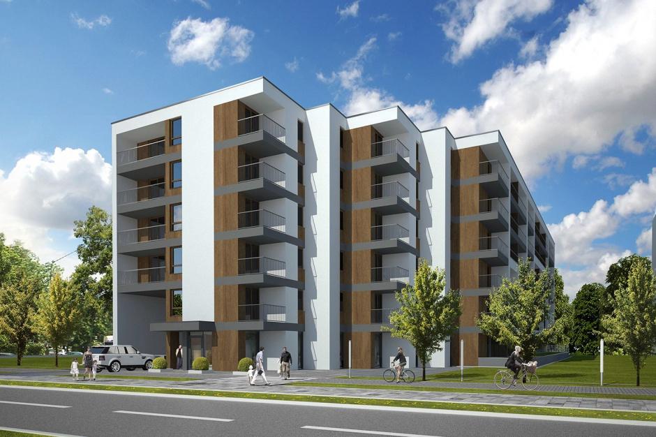 Britt-Plan zaprojektuje kameralny budynek na Bemowie
