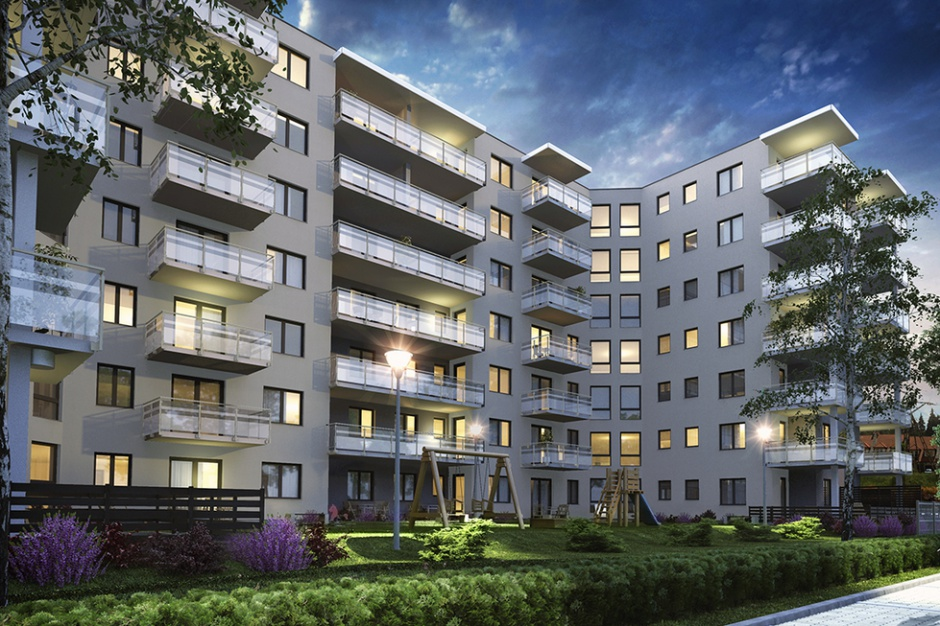 Dachland i PPBP Holding budują osiedle w Olsztynie