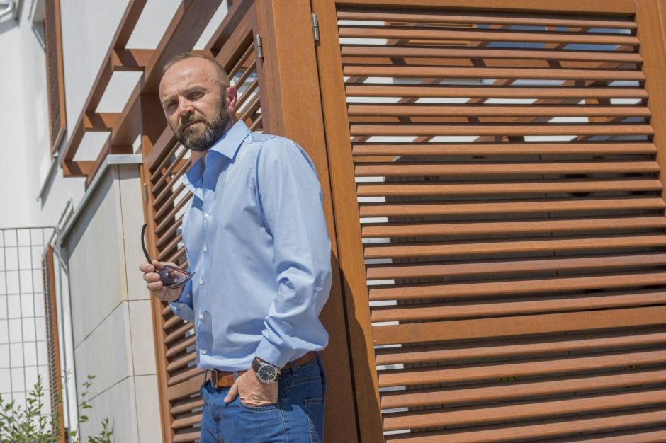 Marek Bulak - jego wymarzony projekt to wcale nie osiedle