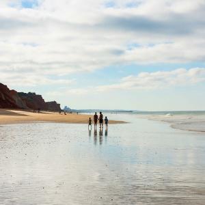 Mieszkaniowy raj na wybrzeżu Portugalii