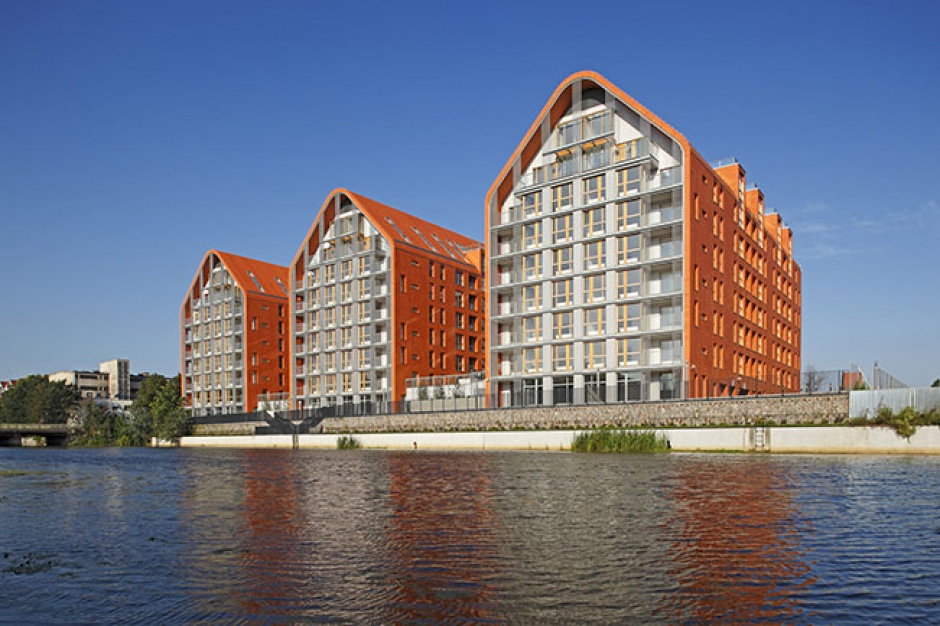 SPS Construction wykona II etap osiedla Aura Gdańsk