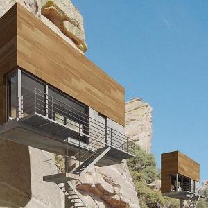 Front Architects tworzą domy dla wybrańców