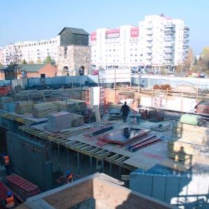 Apartamenty City Corner wychodzą z ziemi