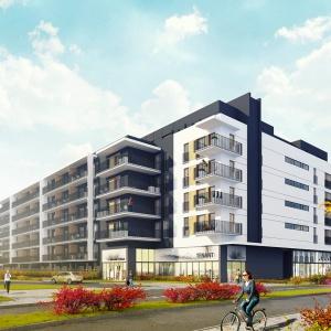 Apartamenty Bakalarska już w sprzedaży