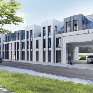 Apartamenty Dąbrowskiego pięć procent taniej