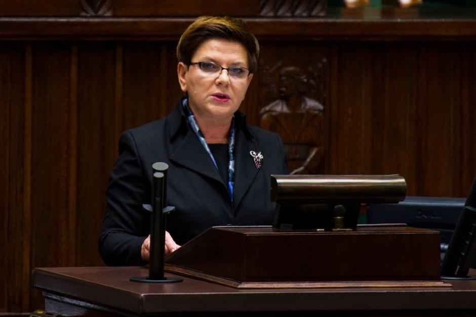 Beata Szydło:  Będzie program budowy tanich mieszkań