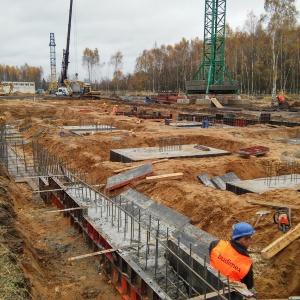 Trwa budowa osiedla Nowy Olechów. Najnowsze zdjęcia