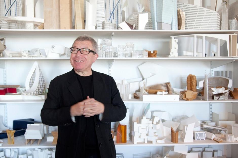 Daniel Libeskind: Nie zapominajmy o mieszkańcach
