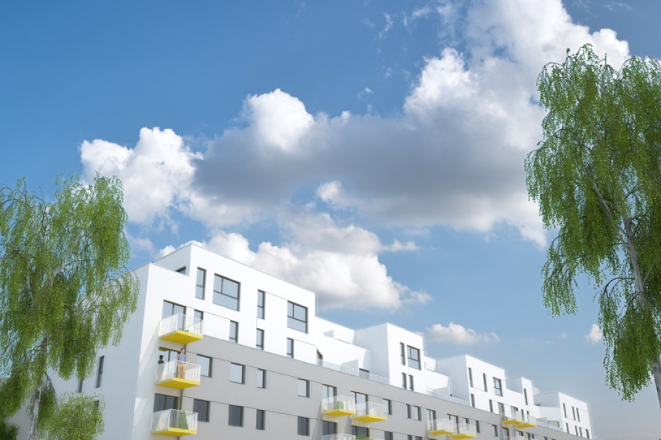 Panorama Błonie - nowe osiedle z widokiem na Bydgoszcz