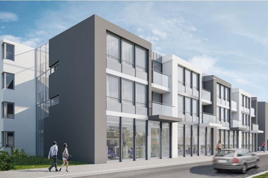 ASA buduje apartamentowiec w Krakowie