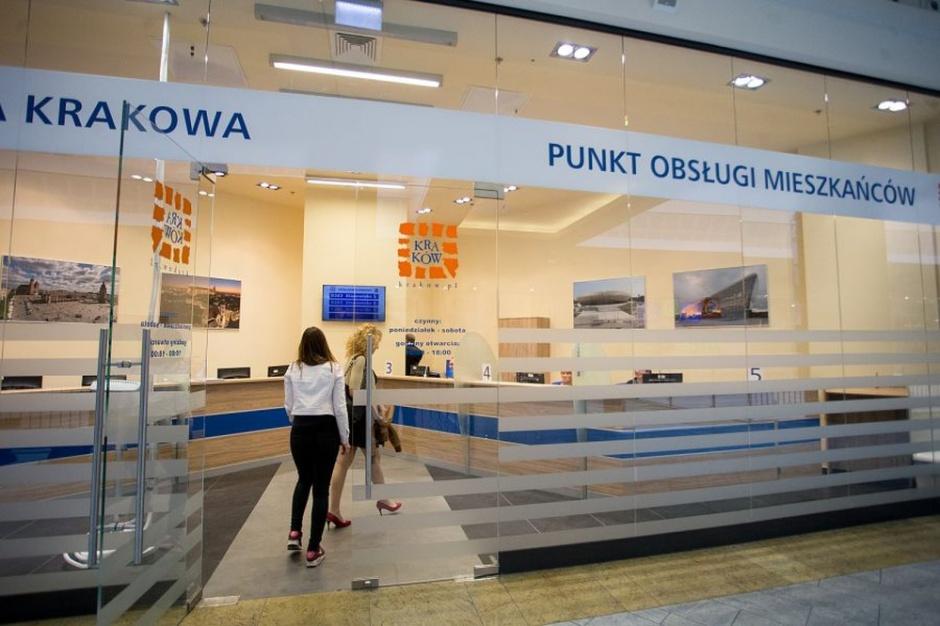 Kraków: Można wymienić piec na zakupach