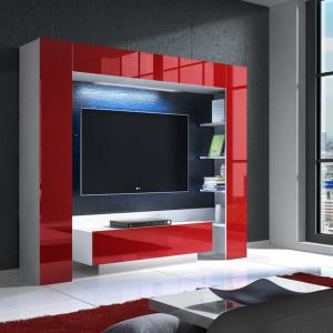 Gdy telewizor jest epicentrum salonu