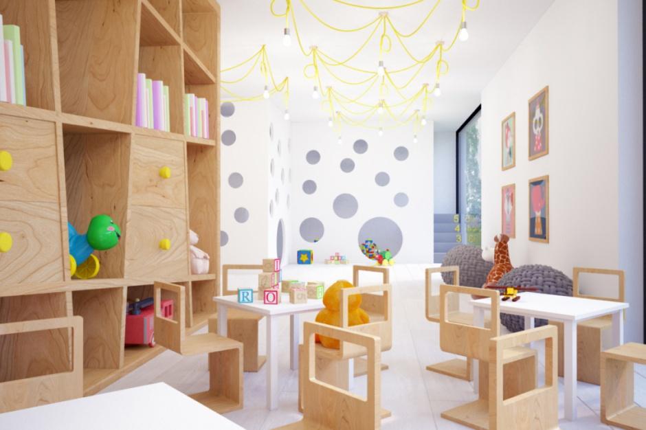 Pomysł na przedszkole w skandynawskim stylu