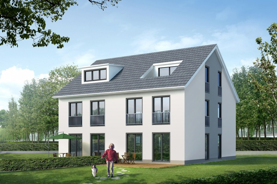 Dotacja na budowę energooszczędnego domu