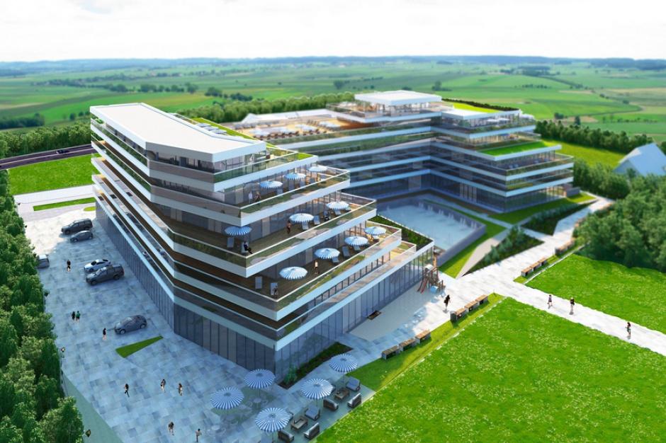 K Investment planuje apartamenty w Trzęsaczu