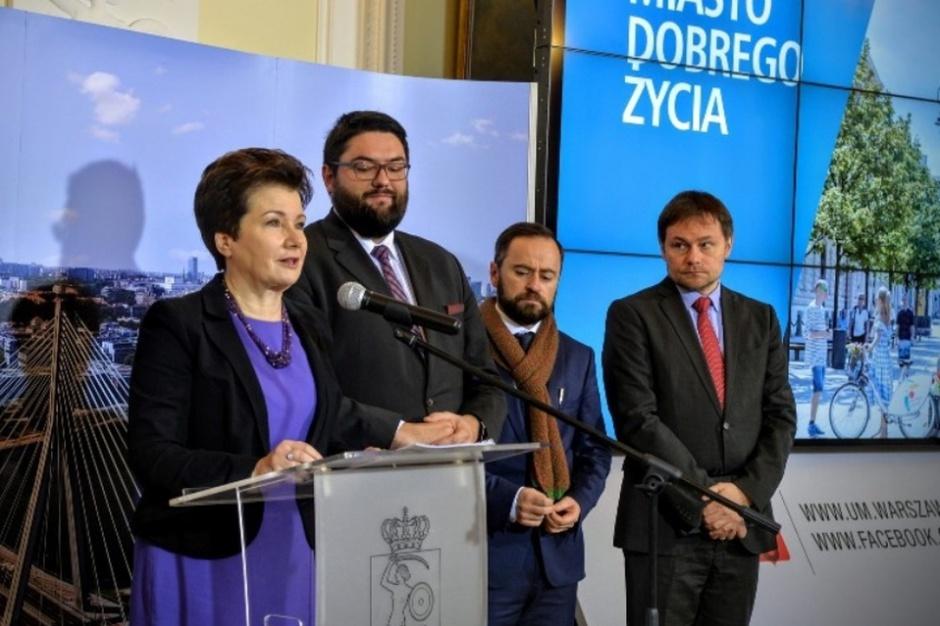 Warszawa stawia na mieszkania komunalne