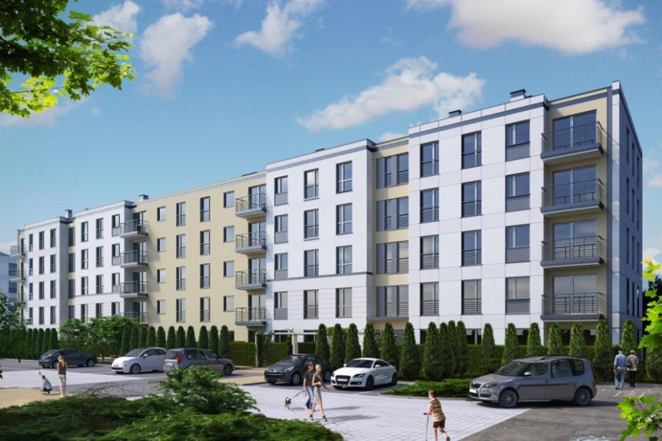Szczecin: Zielona Przystań nabiera kształtów