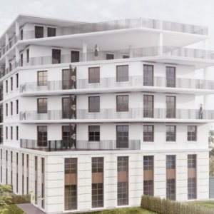 Kellera Park Residence pełen apartamentów