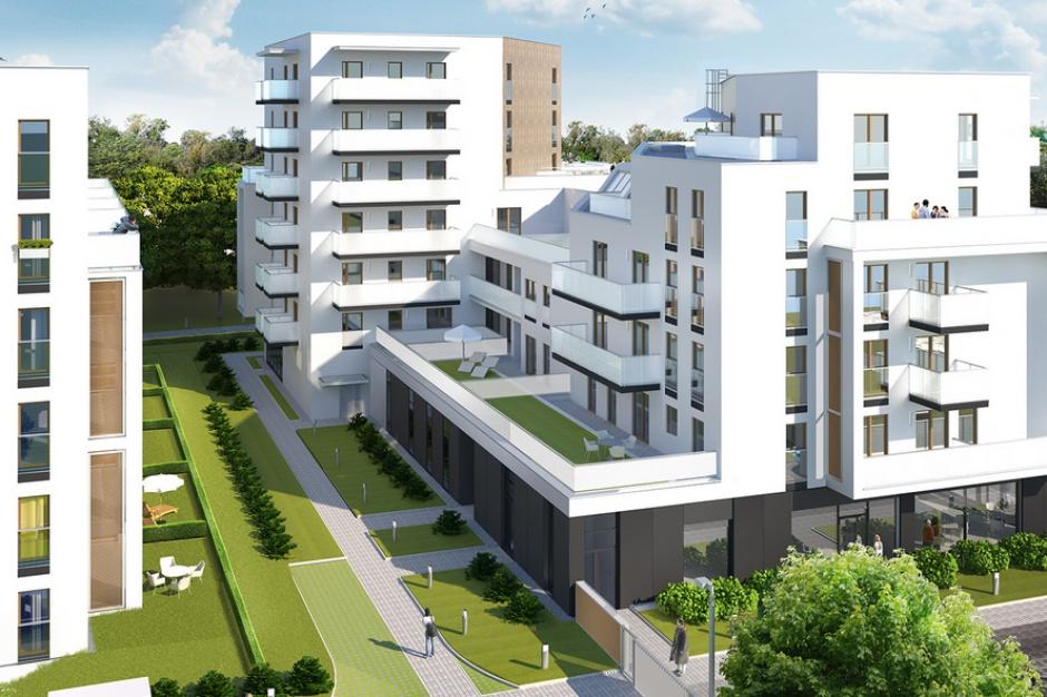 Volumetric buduje apartamenty na Ursynowie