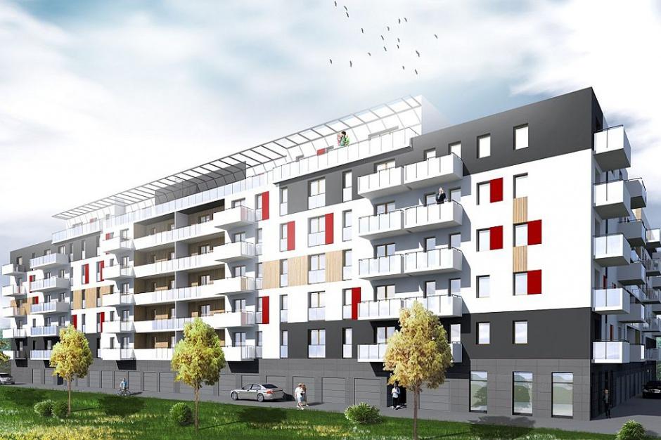 Nowe mieszkania na Kapuściskach