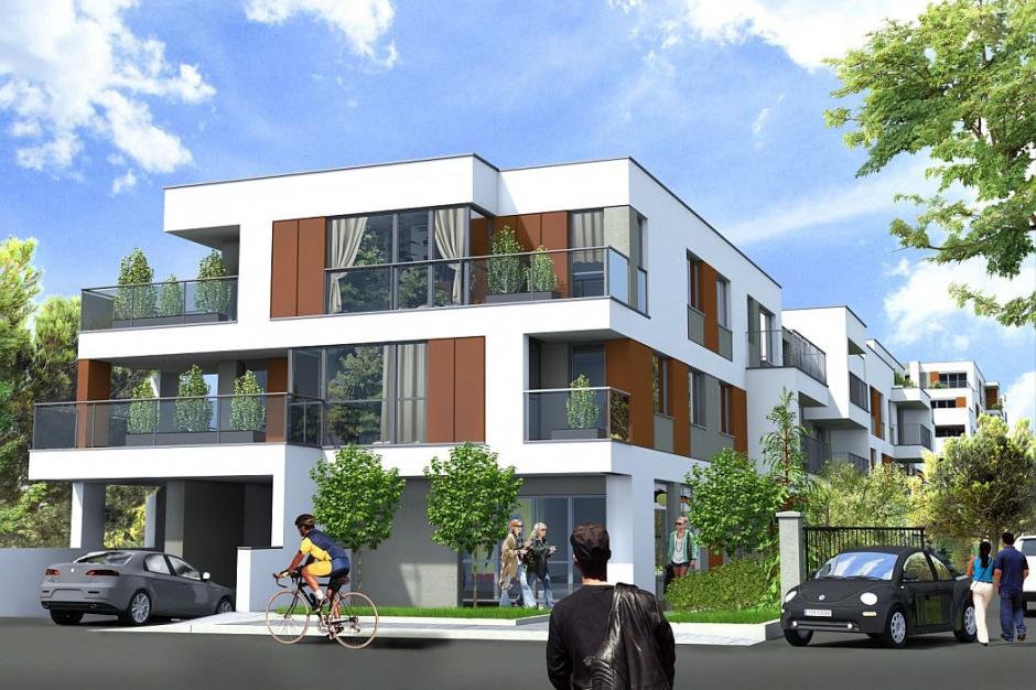 Eko-System buduje mieszkania na Bemowie