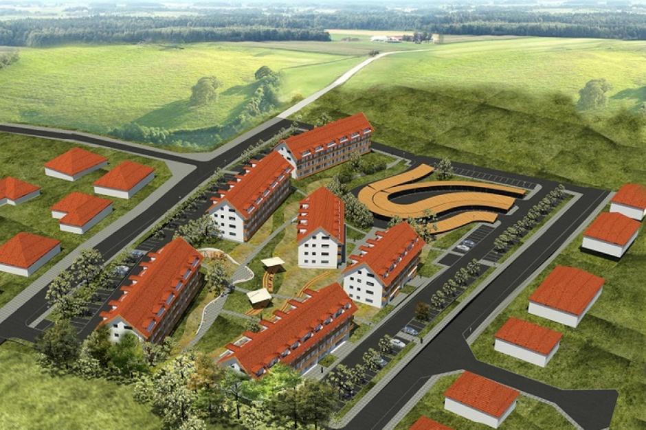 SM Kormoran buduje mieszkania wspólnie z lokatorami