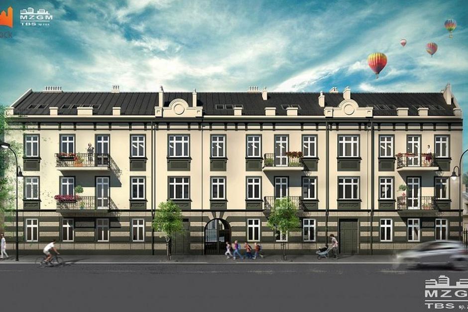 BGK dofinansował remont płockich mieszkań