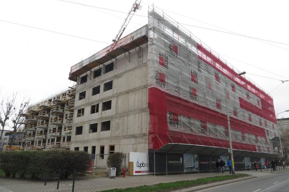 Co nowego na wrocławskiej budowie Grabiszyńska 85?