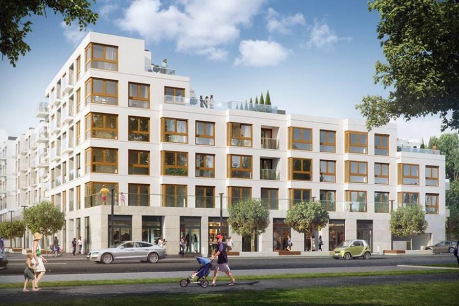 Atlas Estates zaczął budowę Apartamentów Krasińskiego II