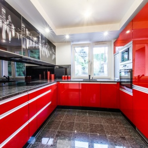 Kuchnia w energetyzujących barwach