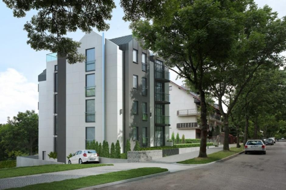 Adept Investment buduje apartamentowiec w Gdyni Orłowie